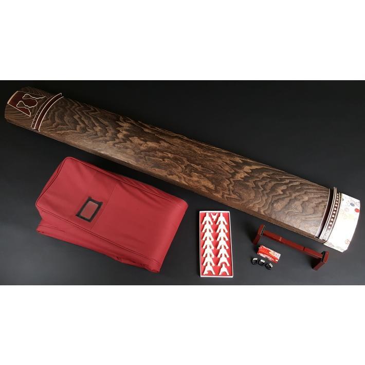 上角琴(紅木巻)セット(YSP-8106)