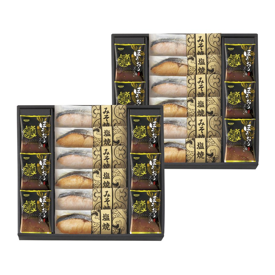 鮭乃家 そのまま食べれる鮭切り身 スープ フリーズドライセット 437-021J お取り寄せ お土産 ギフト プレゼント 特産品 名物商品 ホワイトデー おすすめ