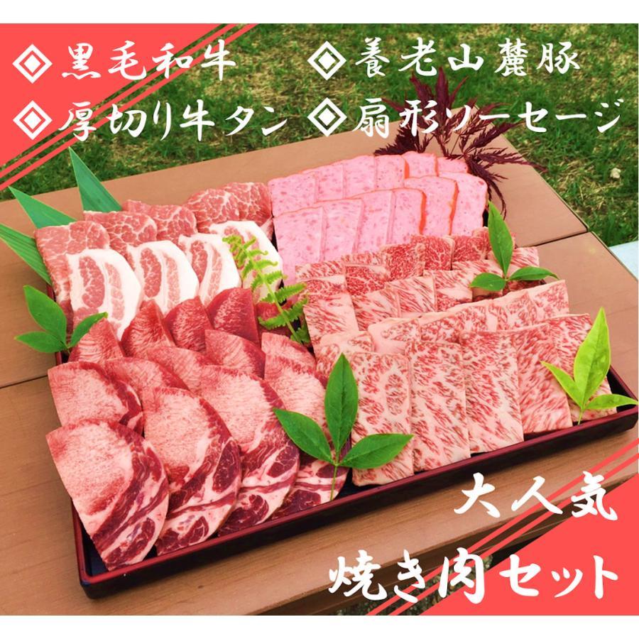 焼肉ファミリーセット【3〜4人前】|wagyu-okada-ya