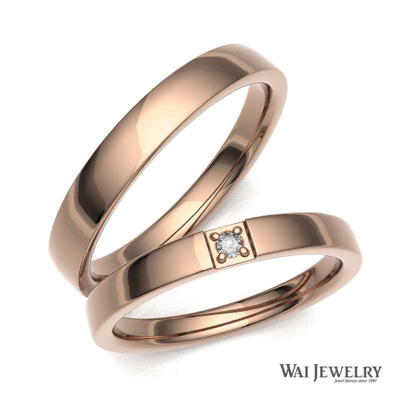 おすすめネット 結婚指輪 結婚指輪 ピンクゴールド ペアリング 指輪 K18PG マリッジリング ダイヤモンド ペアリング 2本セット 指輪 K18PG, 串本町:8550cec6 --- airmodconsu.dominiotemporario.com