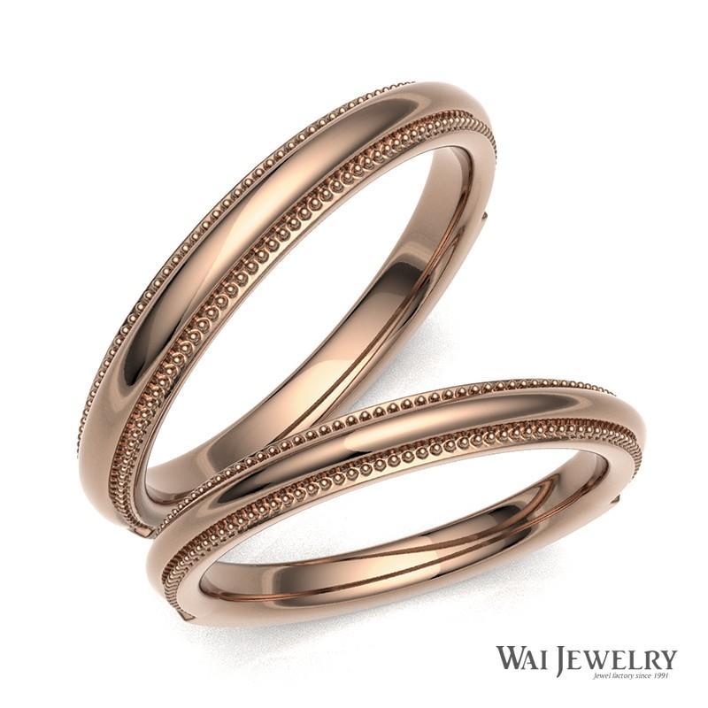 お気に入りの 結婚指輪 ピンクゴールド ペアリング マリッジリング ダイヤモンド ペアリング 2本セット K18PG 指輪 K18PG, clothing warehouse:6cbe6f5d --- airmodconsu.dominiotemporario.com