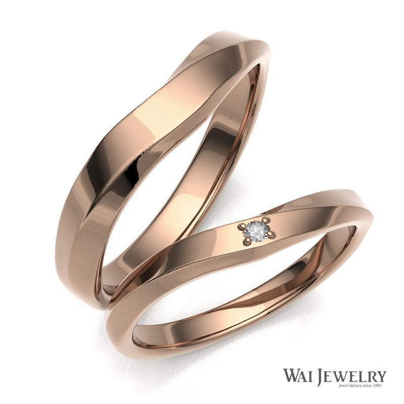 堅実な究極の 結婚指輪 ピンクゴールド ピンクゴールド K18PG マリッジリング ダイヤモンド ダイヤモンド ペアリング 2本セット 指輪 K18PG, 11Straps:7ce47407 --- airmodconsu.dominiotemporario.com