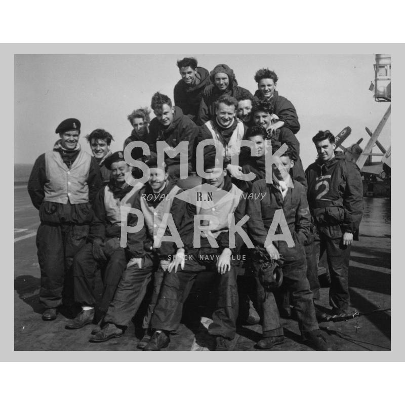 新品 イギリス軍 ROYAL NAVY SMOCK PARKA(スモック パーカ)WAIPER.inc メンズ ミリタリージャケット アウター プルオーバー【WP70】【Sx】|waiper|09