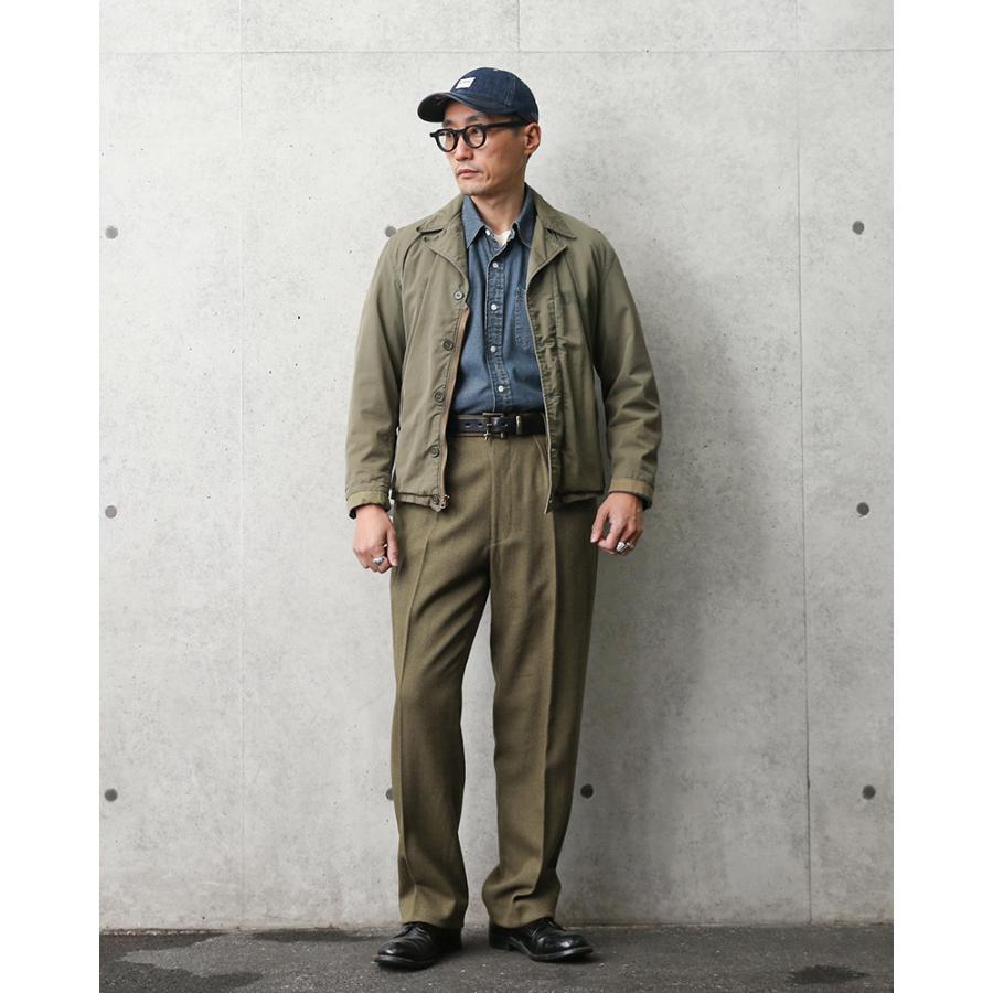 実物 新品 デッドストック イギリス陸軍 ALL RANKS No.2 DRESS ウール トラウザーズ オフィサーパンツ ブラウン WOOL100% バラックパンツ【クーポン対象外】|waiper|02