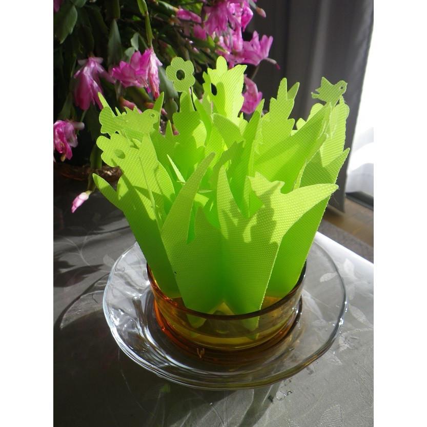 加湿器 ペーパー加湿器 まるで観葉植物 電気不要 気化式加湿器 自然気化式・エコロジー加湿器|wakasugi2012|03