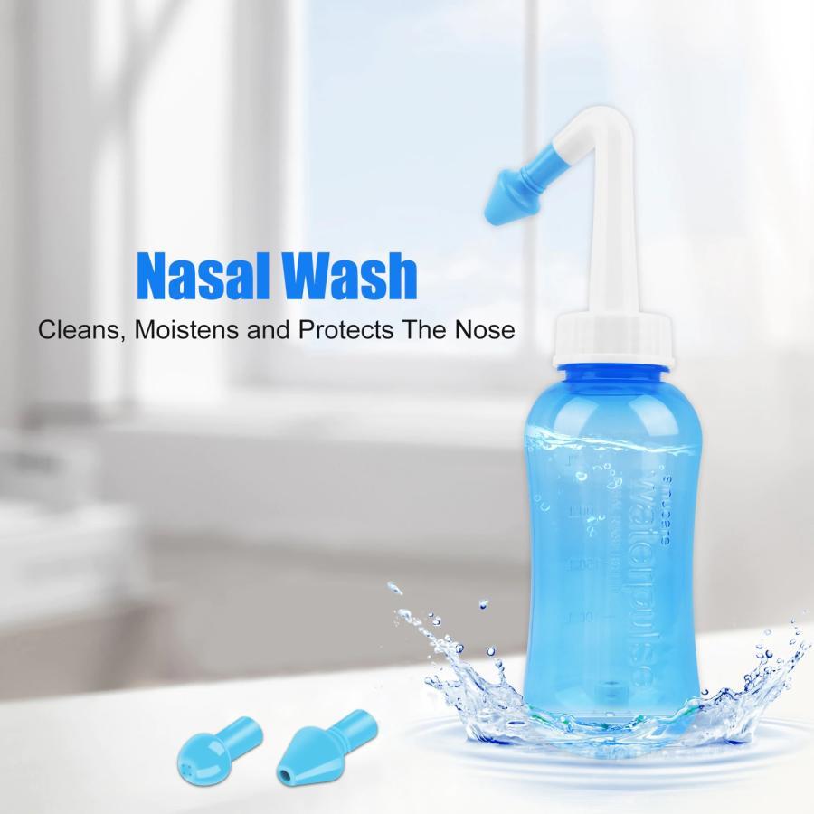 器 鼻 洗浄