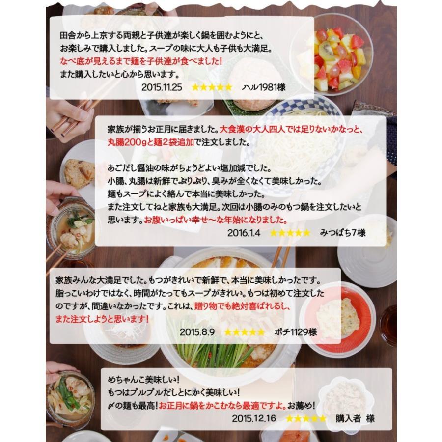 もつ鍋 もつ鍋セット お試しセット (2人前) お取り寄せ鍋セット 牛もつ鍋セット 取り寄せ 肉 料理  国産 牛もつ 博多若杉|wakasugi|06