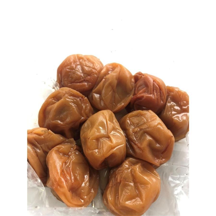紀州南高梅 実くずれ梅 食べ比べ はちみつ漬け200g×2個 |wakayamatokusanhin|04
