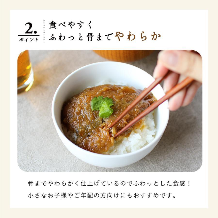 4食セット 週2のおさかな丼 濃いめの味付け!ふわっとイワシ丼 北海道産 天然真いわし レトルト 丼物 うなぎ風 国産 訳あり メール便A TSG|wakeariya|08