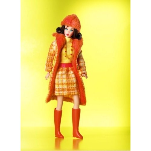 Barbie Collector ゴールド Label - Vintage Reproduction of the 1969 Made for Each Other #1881 by Barbie