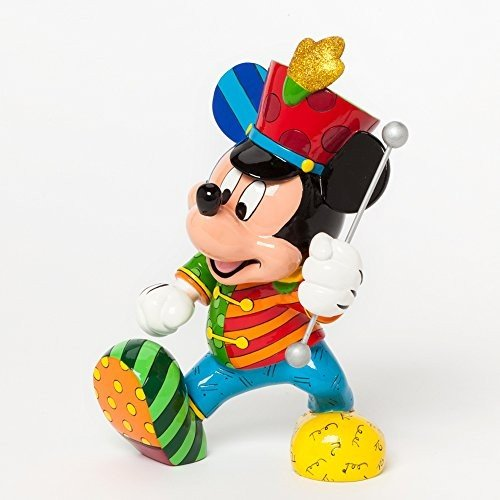 Enesco(エネスコ) Disney by Britto Band Leader Mickey Mouse 4039135