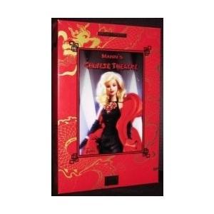バービー マテル - Mann's Chinese Theatre バービー 人形 リミテッドエディション 2000