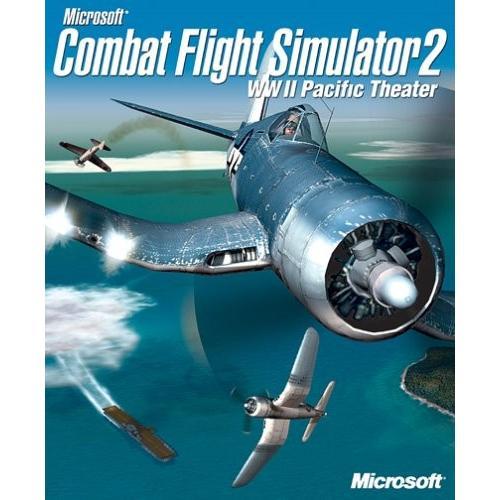 Microsoft Combat Flight Simulator 2: Pacific Theater (輸入版)