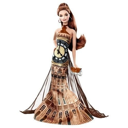 Barbie Collector Dolls of the World Big Ben Doll by Barbie by Barbie
