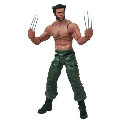 Diamond Select Toys Marvel Select Wolverine 2 Action Figure by Diamond Select