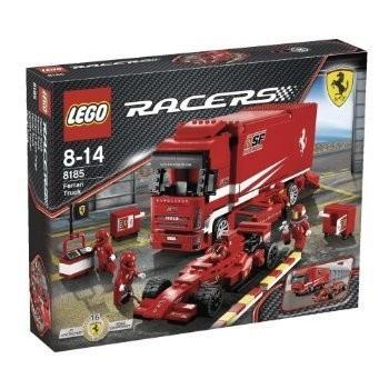 LEGO Racers Ferrari F1 Cargo (8185) おもちゃ