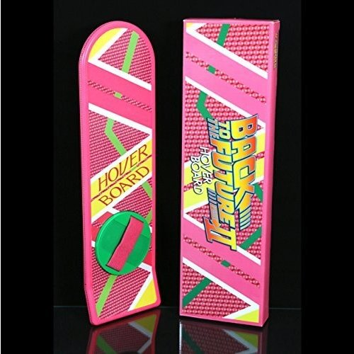 Back to the Future II Hoverboard Movie Prop Replica (does not fly) by Mattel