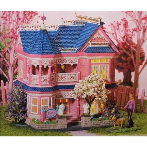 Dept 56 Barbie Dream House by Department 56 / Mattel