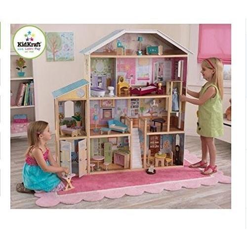 KidKraft Majestic Mansion Dollhouse with Furniture by Kidkraft