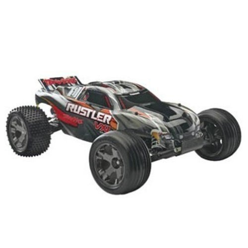 Traxxas Rustler VXL 1/10 Electric Truck RTR 2.4GHz (Assorted Colors) ラジコン