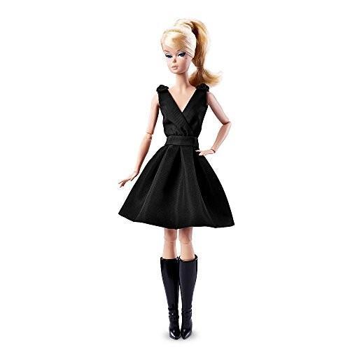 バービー ファッションモデル クラシックブラックドレス(DKN07)