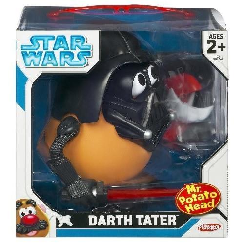 Playskool Mr. Potato Head Star Wars - Legacy Darth Tater by Mr Potato Head