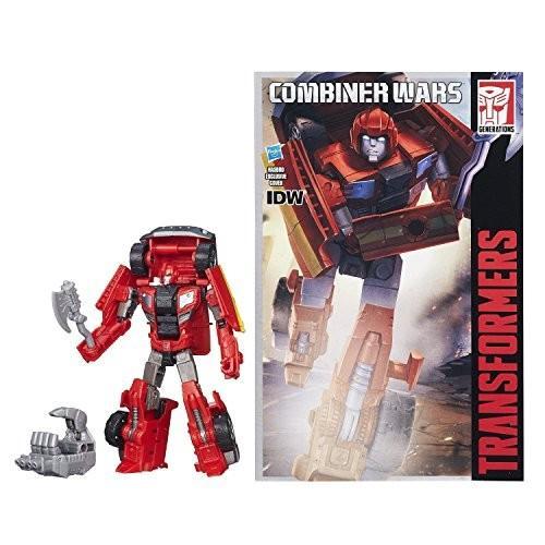 トランスフォーマーコンバイナウォーズデラックスクラスアイアンハイド/Transformers Generations Combin