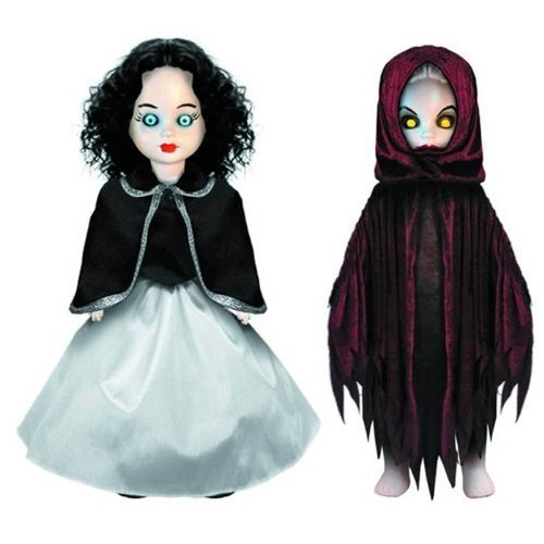 Living Dead Dolls Scary Tales #4 Snow White Set Of 2 by Living Dead Dolls