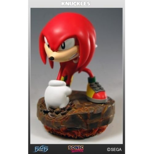 First 4 Figure F4F031 Knuckles Classic Sonic the Hedgehog Statue