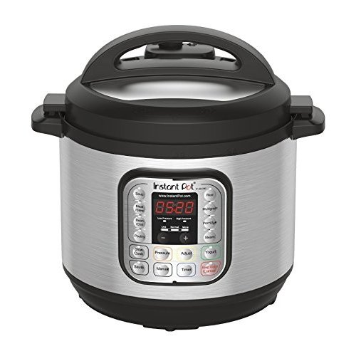 (インスタントポット) Instant Pot IP-DUO60 Programmable Electric Pressure Cooker Multi-Functional