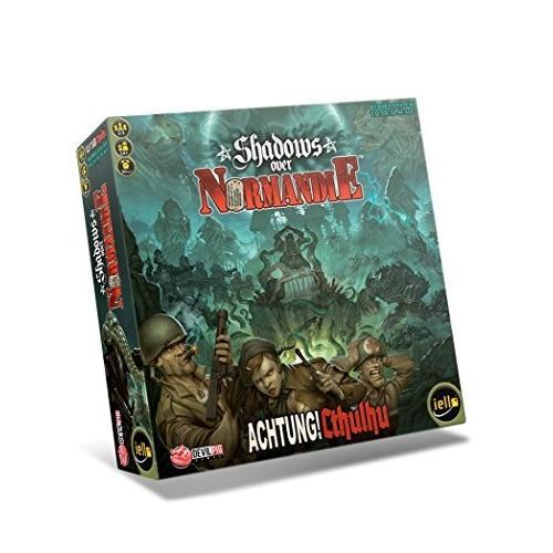 IELLO IELLO Shadows Over Normandie Board Game 58303