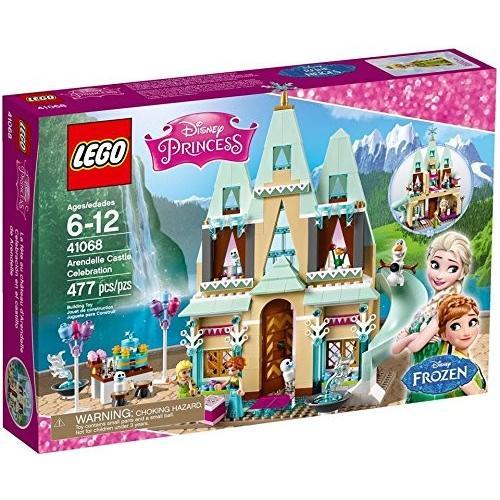 レゴディズニープリンセス アナと雪の女王 41068 アレンデール城