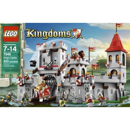 レゴ LEGO キングダム 王様のお城 7946 wakiasedry 02
