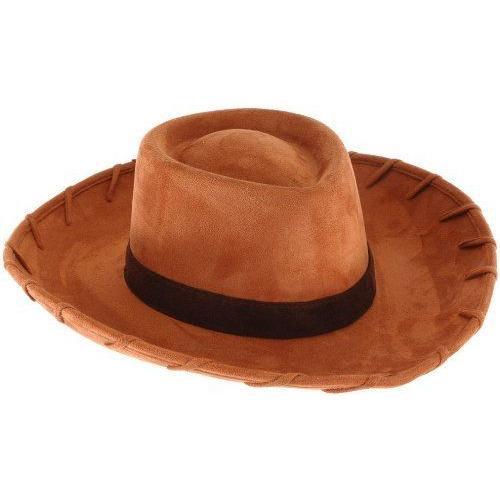 トイストーリー ウッディのカウボーイハット 大人用デラックス版☆大きな帽子 コスチューム ハロウィンや