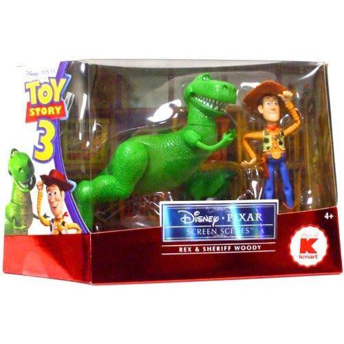 トイストーリー3 ディズニー・ピクサーコレクション レックス アンド ウッディ