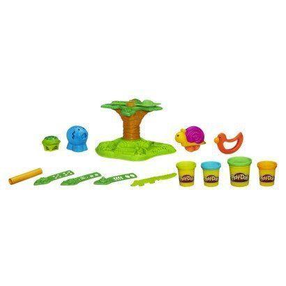 [プレイ・ドー]Play-Doh Jungle Pets/ジャングルペッツ ねんどセット 小麦 粘土