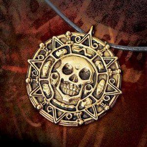 パイレーツオブカリビアン エリザベススワンネックレスレプリカ Pirates of the Caribbean II: Dead Ma