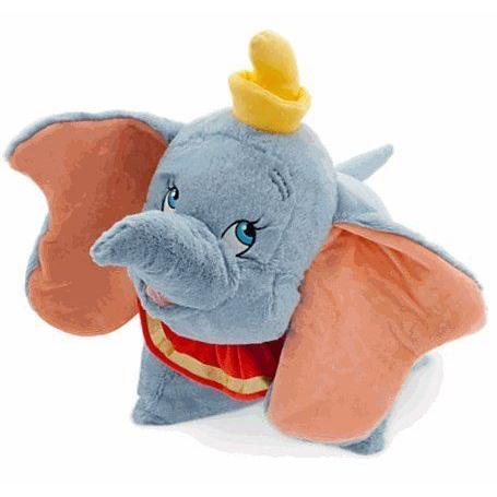 Disney(ディズニー)Dumbo Plush Pillow ダンボのぬいぐるみクッション