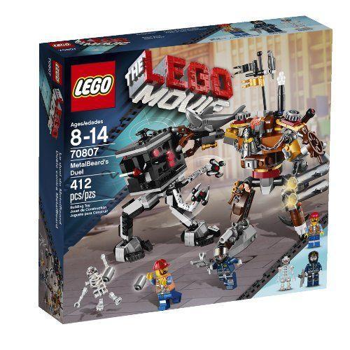 LEGOムービーシリーズ 70807 ロボヒゲの戦い