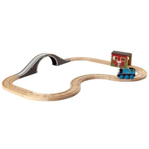 ラーニングカーブ きかんしゃトーマス 木製レールシリーズ トーマス&ヒロセット 98517