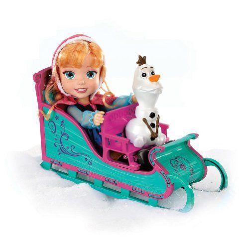 ディズニーフローズン アナと雪の女王 アナとそり --- アナのアドベンチャー