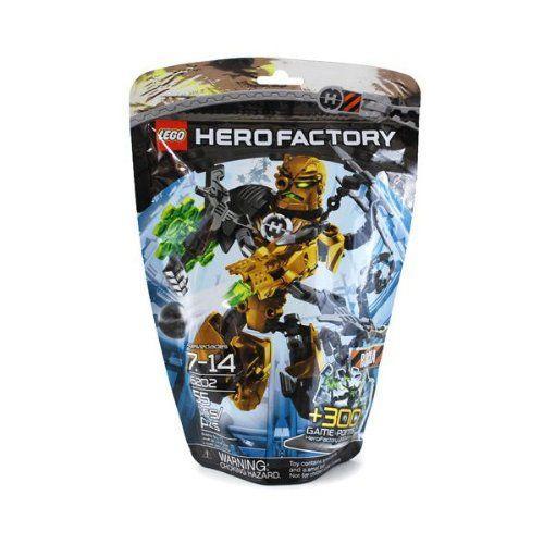 【2012年バージョン!】レゴ ヒーローファクトリー ロッカ 6202 Lego Hero Factory Rocka