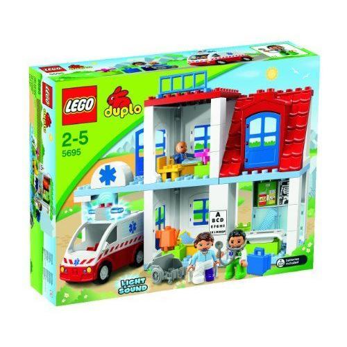 レゴ LEGO デュプロ びょういん 5695