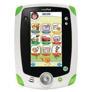 リープフロッグLeapPadエクスプローラ 新しいリープフロッグ システムグリーンLeapFrog LeapPad Explorer