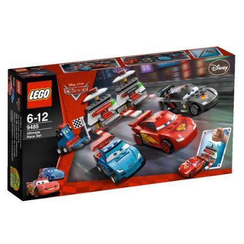 レゴ カーズ レーシング・サーキット 9485