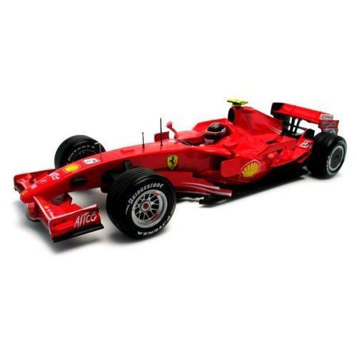 マテル 1/18 フェラーリ F2007 ライコネン 前期カラーモデル