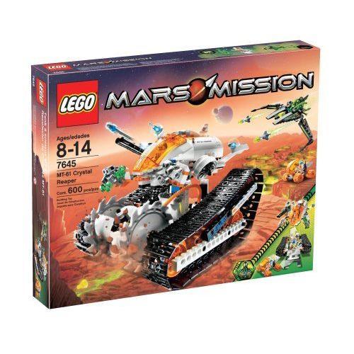 LEGO 7645 MT-61 Crystal Reaper (マーズ・ミッション MX-61クリスタル・リーパー)