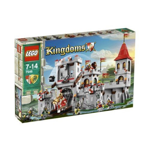 レゴ キングダム 王様のお城 LEGO 7946|wakiasedry