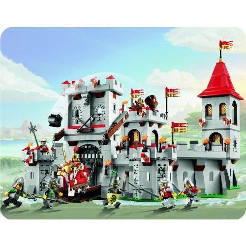 レゴ キングダム 王様のお城 LEGO 7946|wakiasedry|02