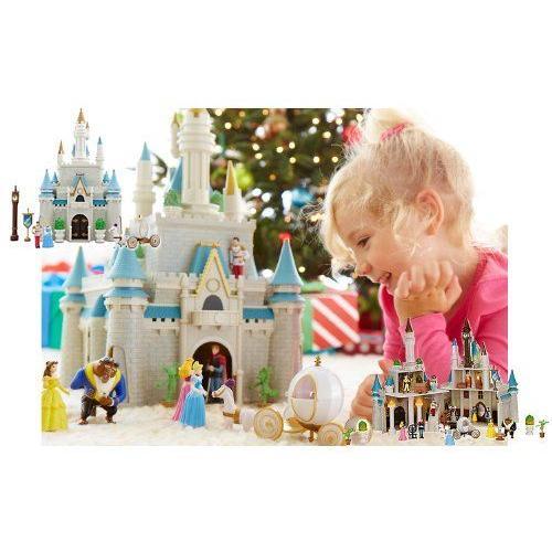 ディズニープリンセス Disney Princess Cinderella Castle Play Set キッズ 子供 大型 玩具 シンデレラ城